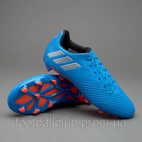 Бутсы Adidas MESSI 16.3 FG Kids S79622, фото 2