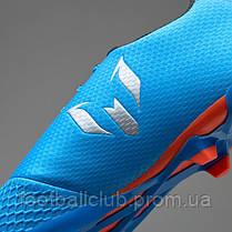 Бутсы Adidas MESSI 16.3 FG Kids S79622, фото 3
