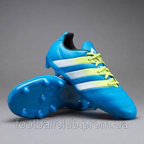 Adidas ACE 16.3 JR FG/AG AF5158, фото 2