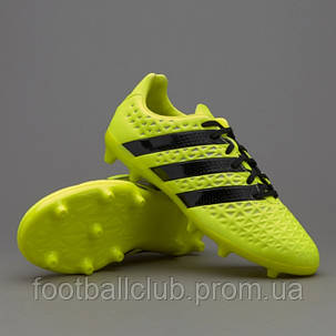 new styles f4874 8b577 Бутсы Adidas Ace 16.3 FG Junior S79719