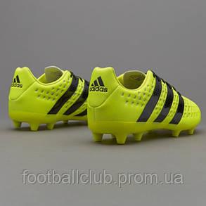 Adidas Ace 16.3 FG Junior S79719, фото 2