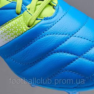 Adidas ACE 16.2 FG Leather AF5136, фото 2