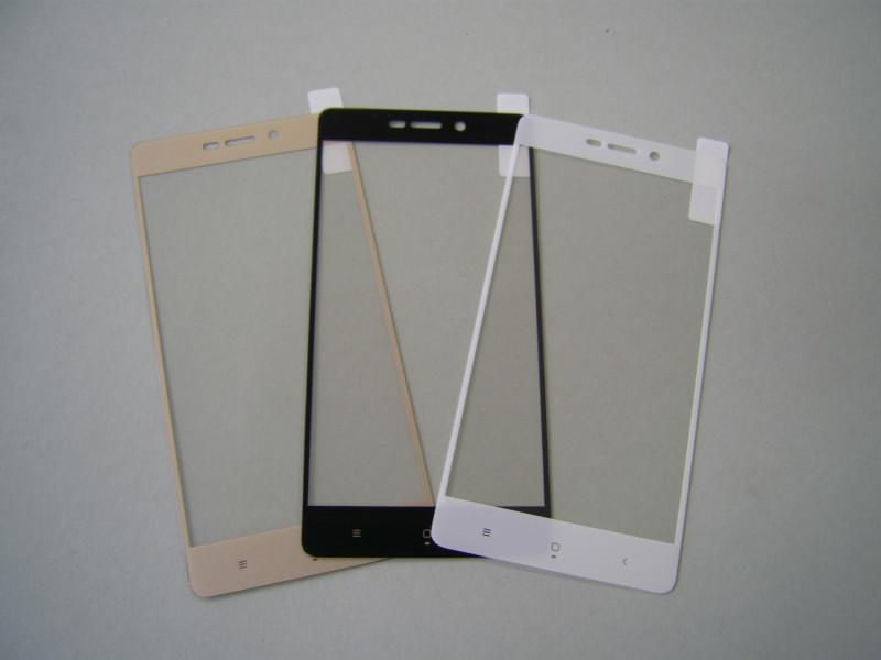 Защитное стекло 2.5D для  Meizu pro 6+//black
