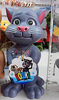 Кот Том с котенком интерактивная игрушка - повторюшка