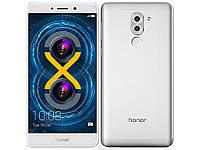 """Смартфон Huawei Honor 6X 5.5"""" (1920x1080) / Kirin 655 / 3Гб / 32Гб / 12Мп Sony / 3340мАч / Серебристый"""