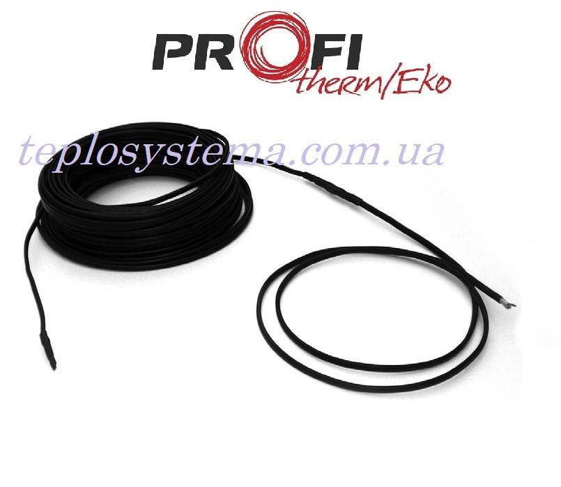 Двужильный нагревательный кабель Profi Therm Eko плюс 2-23 465 Вт  для систем антиобледенения