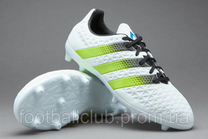 Бутсы Adidas ACE 16.3 Kids FG AF5157