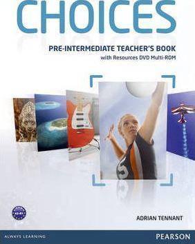 Choices Pre-Intermediate Teacher's Book with Multi-ROM (книга учителя), фото 2