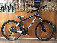 Велосипед Phoenix 1015 алюминевый 17 рама 27,5 колеса