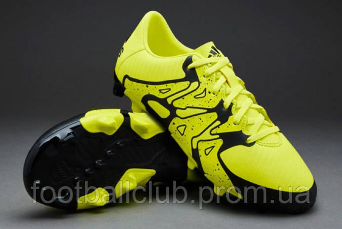 Adidas X 15.3 FG/AG Kids B26997
