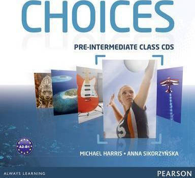 Choices Pre-Intermediate Class Audio CDs, фото 2