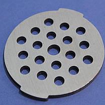 Решетка для мясорубки Moulinex (отверстия 5.5 мм), фото 2