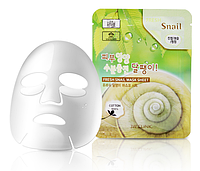 Тканевая маска 3W CLINIC Fresh Mask Sheet Snail