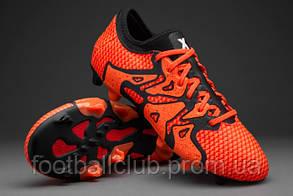 Бутсы Adidas X15+ Primeknit FG/AG S77878, фото 2