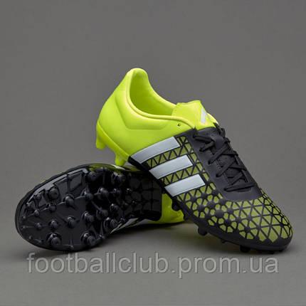 Бутсы Adidas ACE 15.3 FG/AG B32846, фото 2