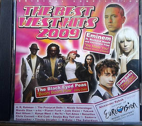 CD-диск Various The Best West Hits 2009