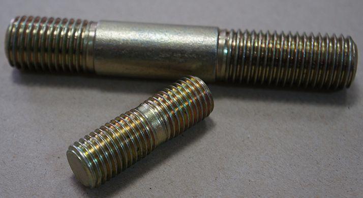 ГОСТ 22042-76 Шпилька М27 для деталей с гладкими отверстиями