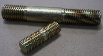 ГОСТ 22042-76 Шпилька М27 для деталей с гладкими отверстиями, фото 2