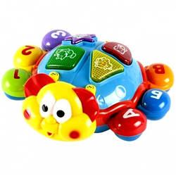 Развивающая музыкальная игрушка Добрый жук 7013