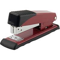 Степлер Axent Exakt-2 4926-A металлический, №24/6, 25 листов, в ассорт. Красный