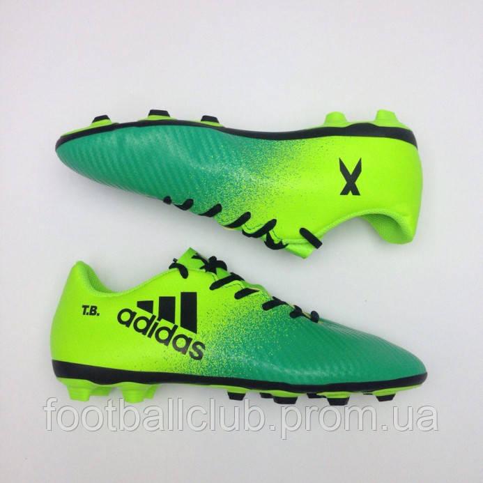 Adidas X 16.4 FXG Jr
