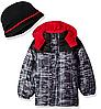 Куртка iXtreme с шапкой для мальчика от 2 до 6 лет