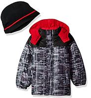 Куртка iXtreme с шапкой для мальчика от 2 до 6 лет, фото 1
