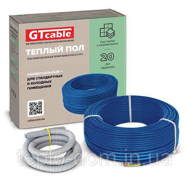 Нагревательный кабель GTcable (500 вт) 2.8 м2