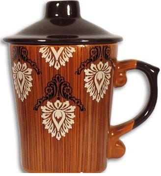 Чашка керамическая Elina 3231 330 мл (без сита)