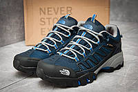 Кроссовки мужские The North Face Ultra 109 GTX, темно-синие (12351), р. 41 - 45