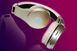 Беспроводные наушники VYKON S 55 bluetooth stereo