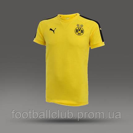 Футболка Puma 2016 Borussia Dortmund 749878-01, фото 2