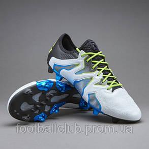 Adidas X 15 + FG/AG AF4693, фото 2