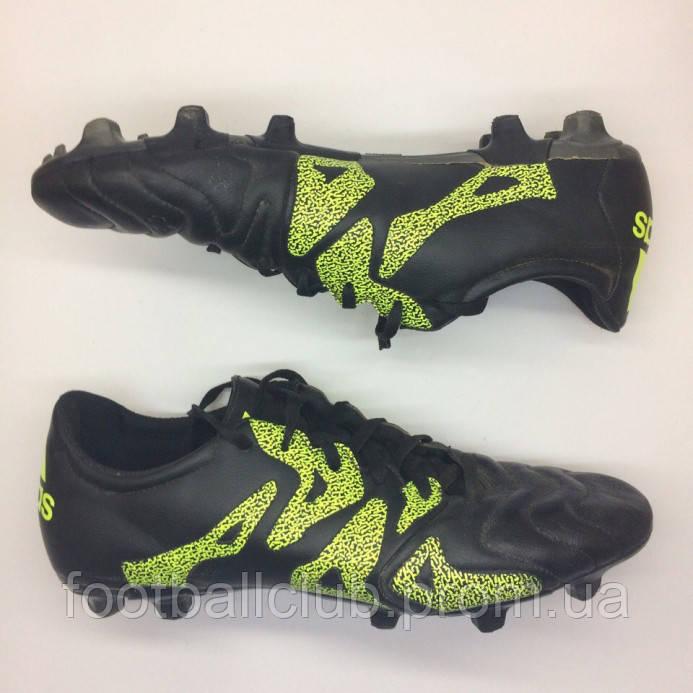 Adidas X 15.3 FG / AG Leather