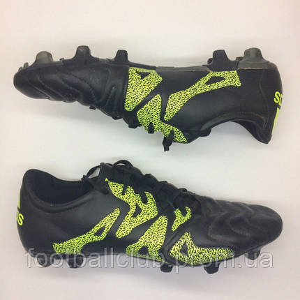 Adidas X 15.3 FG / AG Leather, фото 2
