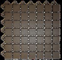 200х200х12мм Резиновое покрытие для пола Каре