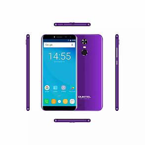 Смартфон Oukitel C8 Black  2/16Gb + чехол, фото 2