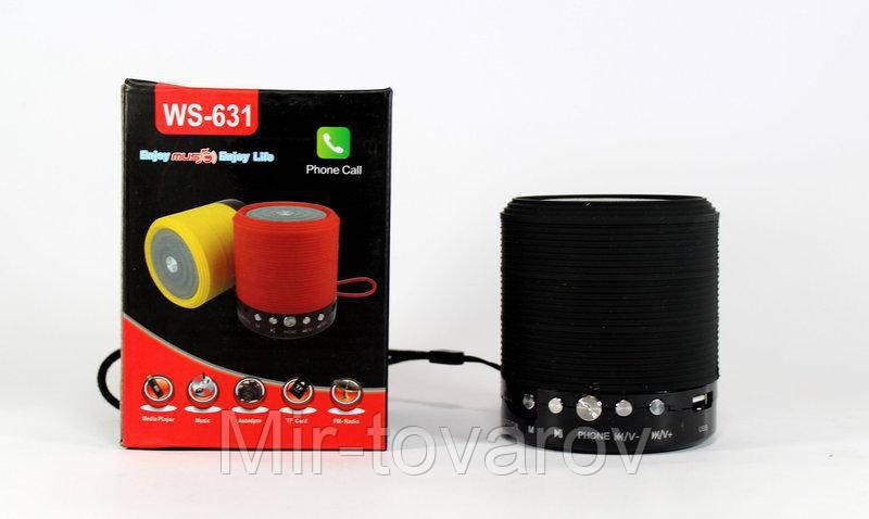 Моб.Колонка SPS WS 631+BT