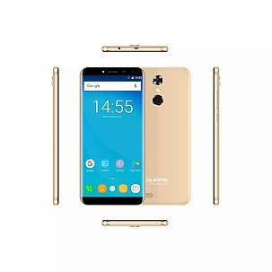 Смартфон Oukitel C8 Gold  2/16Gb + чехол, фото 2