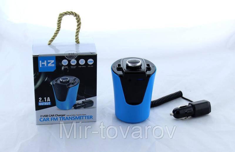 Трансмитер FM MOD. H26+BT (BX6)