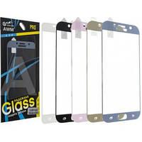 Защитное стекло 3D для  Meizu pro 6+//white