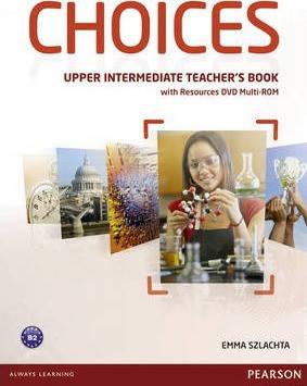 Choices Upper Intermediate Teacher's Book with Multi-ROM (книга учителя), фото 2