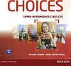 Choices Upper Intermediate Class Audio CDs