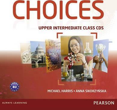 Choices Upper Intermediate Class Audio CDs, фото 2