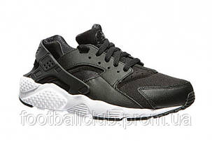 Кроссовки Nike Huarache GS Black/White 654275-011, фото 2