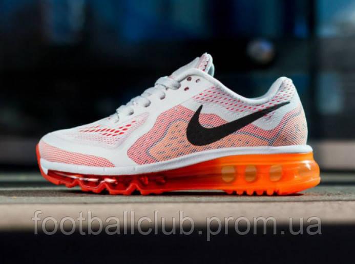 Nike Air Max 2014 Grey/Orange 621078-006