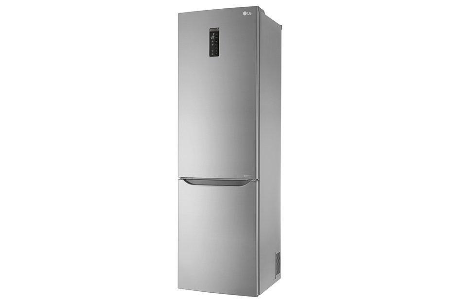 Двухкамерный холодильник Lg GW-B499SMFZ