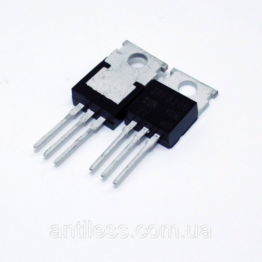 ТРАНЗИСТОР MOSFET N-канал IRF3205 IRF3205PBF TO-220