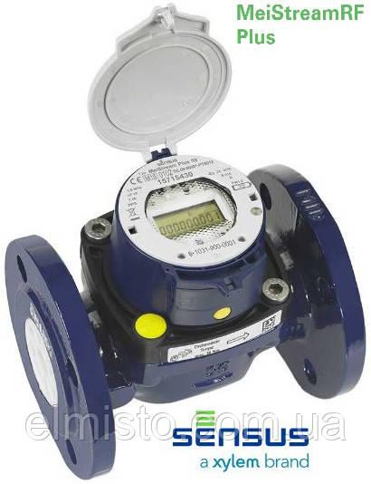 Водосчетчики SENSUS MeiStream Plus RF 100/50° высокоточные R400 на холодную воду с радиомодулем RF (Германия)