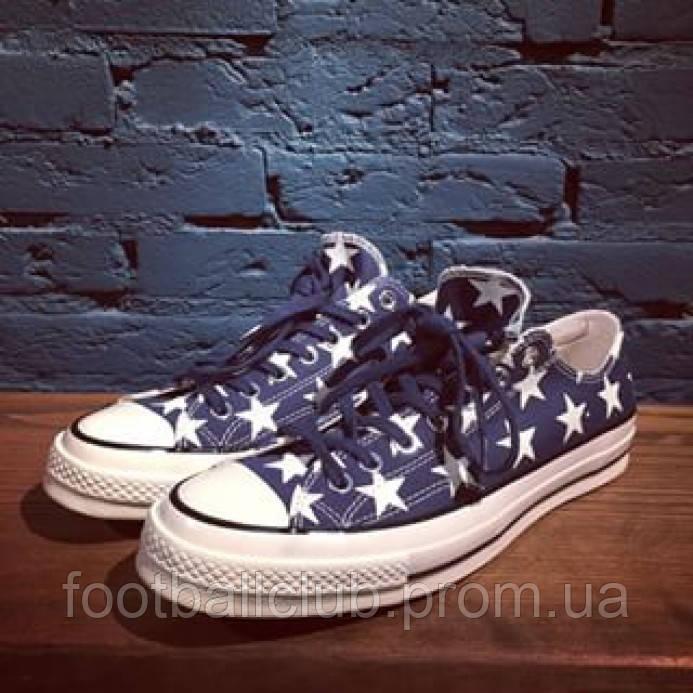 Кроссовки Converse Chuck Taylor Blue 147073C